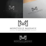 Montville Massage Therapy Logo - Entry #193