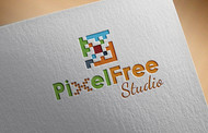 PixelFree Studio Logo - Entry #11
