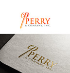 C.P. Perry & Company, Inc. Logo - Entry #30
