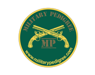 Military Pedigree Logo - Entry #171