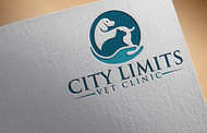 City Limits Vet Clinic Logo - Entry #255