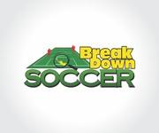 BreakDownSoccer Logo - Entry #2