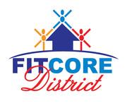 FitCore District Logo - Entry #51