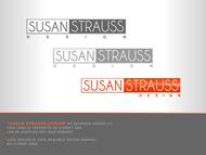 Susan Strauss Design Logo - Entry #21