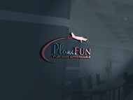 PlaneFun Logo - Entry #45