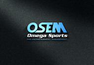 Omega Sports and Entertainment Management (OSEM) Logo - Entry #37