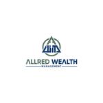 ALLRED WEALTH MANAGEMENT Logo - Entry #373