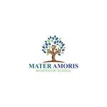 Mater Amoris Montessori School Logo - Entry #216