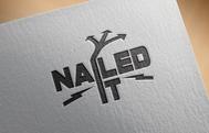 Nailed It Logo - Entry #213