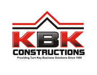 KBK constructions Logo - Entry #99