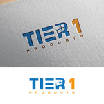 Tier 1 Products Logo - Entry #171