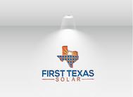 First Texas Solar Logo - Entry #72