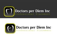 Doctors per Diem Inc Logo - Entry #124