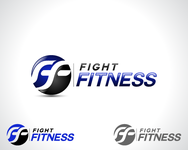 Fight Fitness Logo - Entry #13