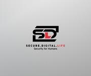 Secure. Digital. Life Logo - Entry #102