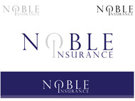 Noble Insurance  Logo - Entry #112