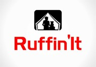 Ruffin'It Logo - Entry #181
