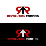 Revolution Roofing Logo - Entry #344