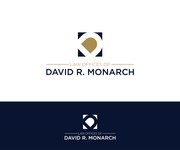 Law Offices of David R. Monarch Logo - Entry #263