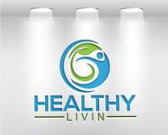 Healthy Livin Logo - Entry #159