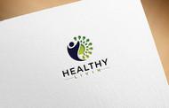 Healthy Livin Logo - Entry #392