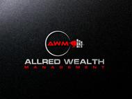 ALLRED WEALTH MANAGEMENT Logo - Entry #604