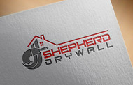 Shepherd Drywall Logo - Entry #58