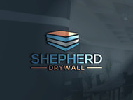 Shepherd Drywall Logo - Entry #81