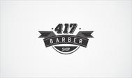 417 Barber Logo - Entry #30