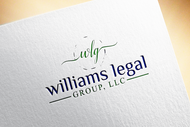 williams legal group, llc Logo - Entry #141