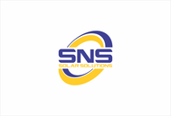 SNS Solar Solutions Logo - Entry #74