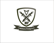 Military Pedigree Logo - Entry #30