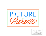 Picture in Paradise Logo - Entry #21