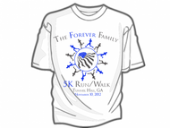 The Forever Family 5K Logo - Entry #14