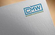 CMW Building Maintenance Logo - Entry #468