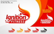 Ignition Fitness Logo - Entry #37