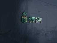 Hemp Seed Connection (HSC) Logo - Entry #24
