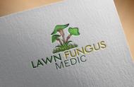 Lawn Fungus Medic Logo - Entry #19