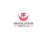 Revolution Fence Co. Logo - Entry #203