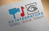 V3 Integrators Logo - Entry #178