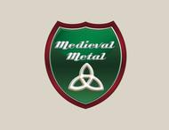 Medieval Metal Logo - Entry #21