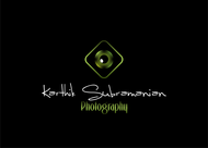 Karthik Subramanian Photography Logo - Entry #106