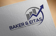 Baker & Eitas Financial Services Logo - Entry #476