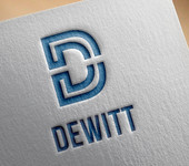 """DeWitt Insurance Agency"" or just ""DeWitt"" Logo - Entry #188"