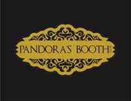 Pandora's Booth Logo - Entry #54