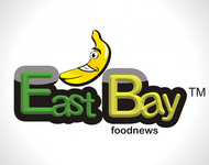 East Bay Foodnews Logo - Entry #24