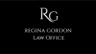 Regina Gordon Law Office  Logo - Entry #23