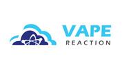 Vape Reaction Logo - Entry #44