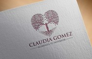Claudia Gomez Logo - Entry #206