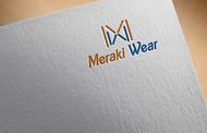 Meraki Wear Logo - Entry #92